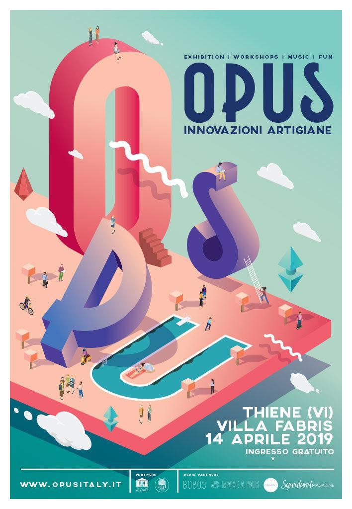 OPUS Innovazioni Artigiane - 2019 Spring Edition